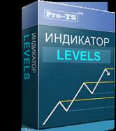 """Индикатор """"Levels"""""""
