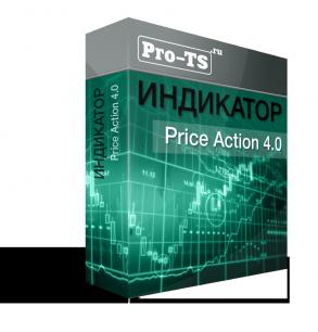 """Индикатор """"PriceAction 4.0"""""""