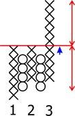 """Крестики-нолики"" Стратегия /  Point & Figure strategie Image001_ad843"